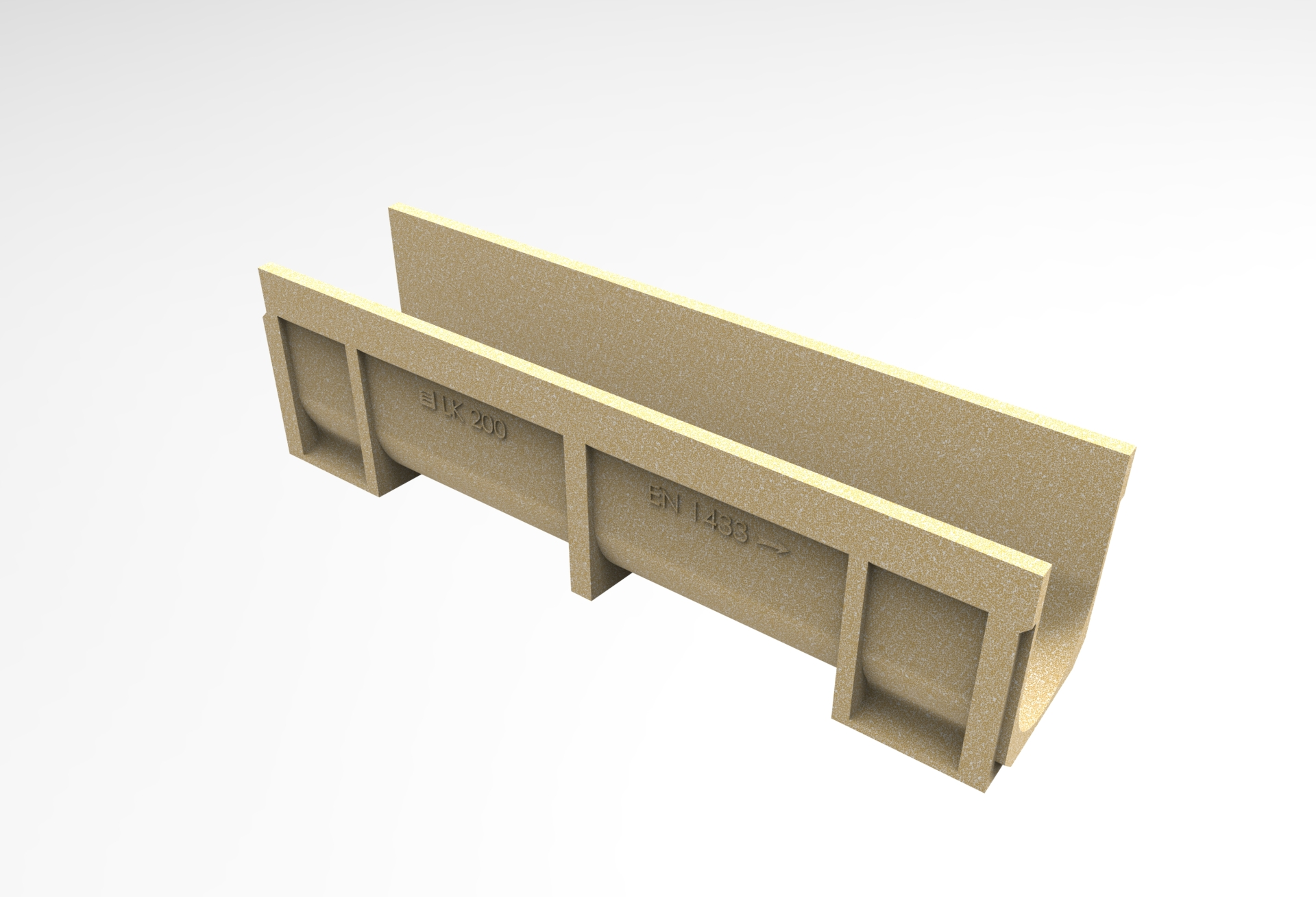 SMC树脂成品排水沟