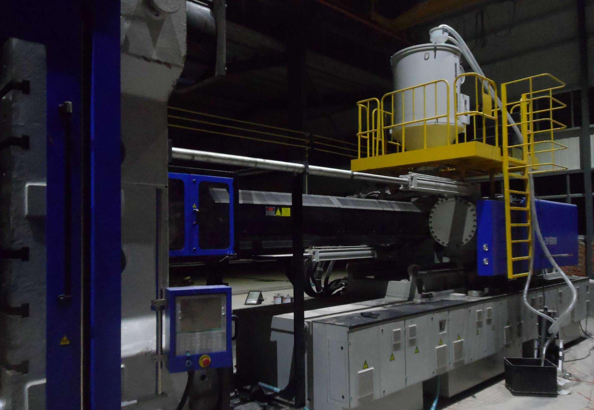 广州排水沟生产设备,冲床