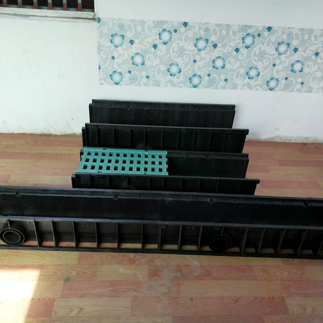 龙康HDPE塑料排水沟